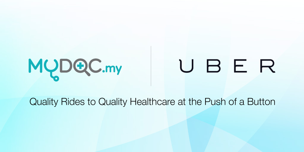 MYDOC UBER Partnership