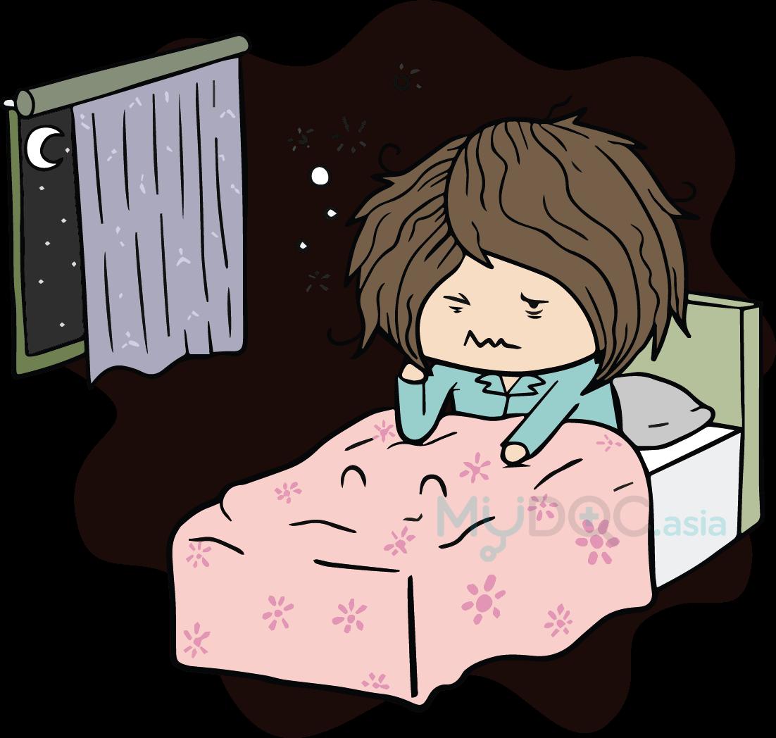 6 Cara Mengobati Insomnia Untuk Anda Tidur Nyenyak   Erufu Care