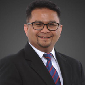Dr Zaharuddin Rahmat @ Mohd.Rawi