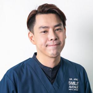 Dr Aric Chong Kah Wai