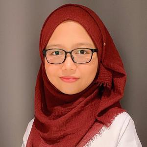 Miss Hakimah Salimi