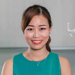 Dr. Jacqueline Chong