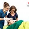 Dr Inder Doing PRP Treatment