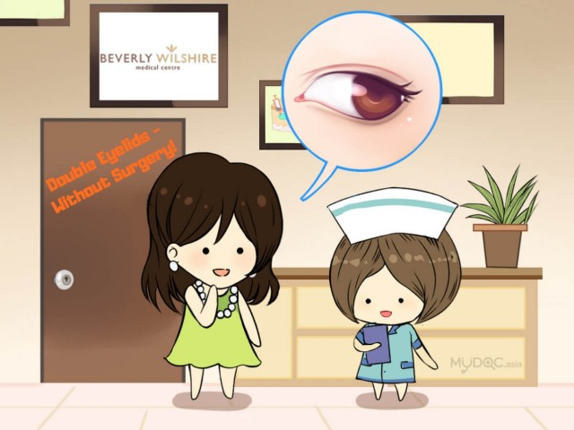 How to Get Double Eyelids Without Surgery? Answered by