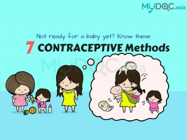 7 Contraception Methods You Must Know If You Don't Plan to Have a Baby Yet