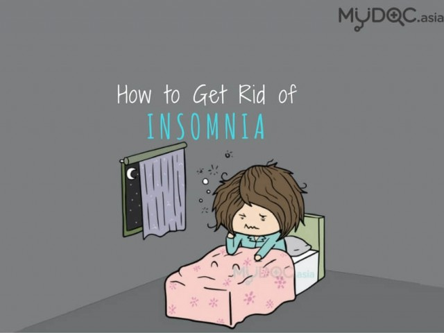 6 Simple Steps For You to Get Rid of Insomnia and Fall Asleep