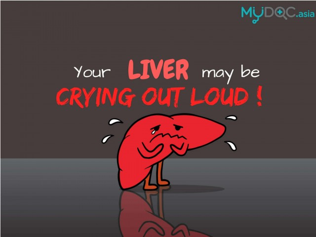 [Infographic] 10 Signs of Liver Damage You Might Not be Aware Of