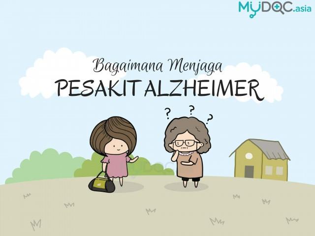 Penjagaan Pesakit Alzheimer