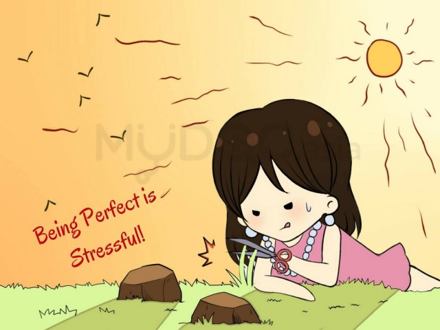 7 Tips for Perfectionists to Manage Stress the Perfect Way