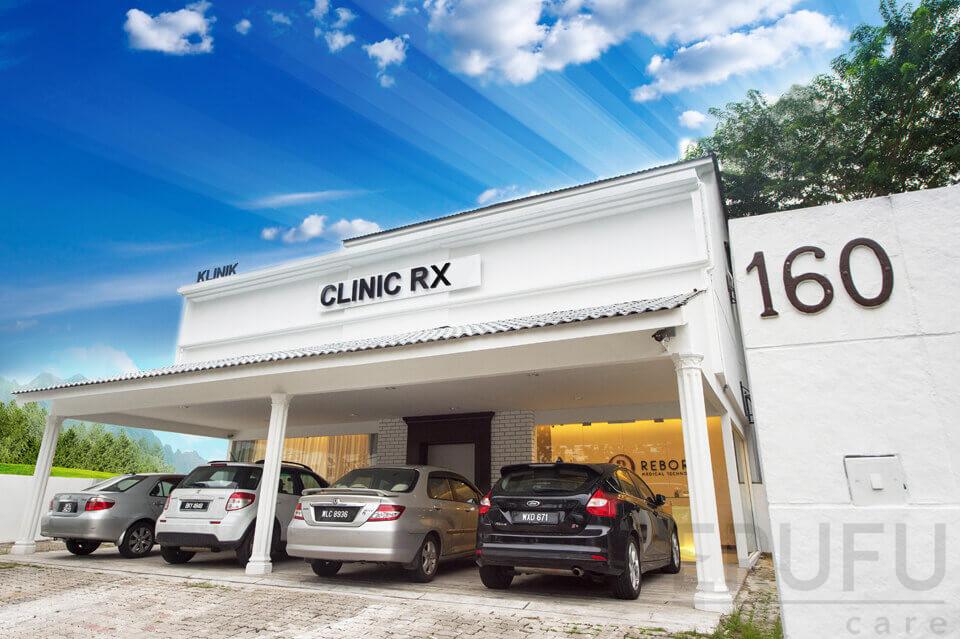 clinic rx - medical aesthetics  skin  dermatology
