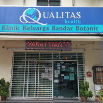 Qualitas Health Klinik Keluarga Bandar Botanic
