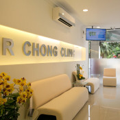 Dr. Chong Clinic Waiting Area