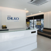 Dr Ko Clinic (Kota Kemuning) - Reception and Waiting Area