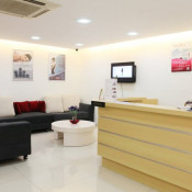 Dr Ko Clinic (Sungai Besi) - Reception and Waiting Area