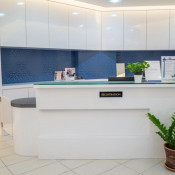 Dr Ko Clinic (Sungai Buloh) - Reception Area