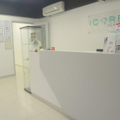 iCare Dental (Taman Connaught) - Reception Area