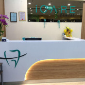 iCare Dental (Putra Heights) - Reception Area