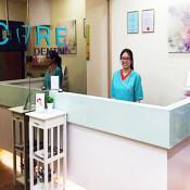 iCare Dental (Tropicana City Mall) - Reception Area