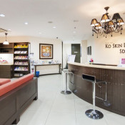 KO Skin Laser Centre (Mont Kiara) - Reception Area