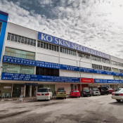 KO Skin Specialist (Klang) Main Entrance 1