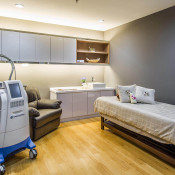 Mahkota Dermatology Centre (Aesthetic & Laser), Melaka - Treatment Room
