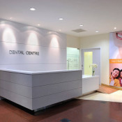 Mahkota Dental Centre, Melaka - Reception Area