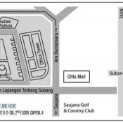 Oasis Dental Ara Damansara - Map