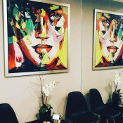 Oasis Dental Ara Damansara - Waiting Area