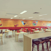 Oriental Melaka Straits Medical Centre (OMSMC) - Food Court / Cafe 1