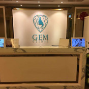 Gem Clinic (MV) - Reception Area