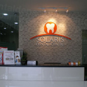 Q & M Dental Centre (Solaris) - Reception Area