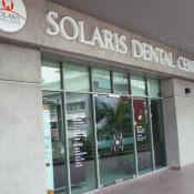 Q & M Dental Centre (Solaris) - Entrance View