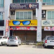 Tiew Dental Clinic (Bukit Tinggi Klang) - Exterior View