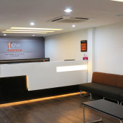 Tiew Dental Clinic (Puchong Perdana) - Reception Area