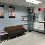 Tiew Dental Clinic (Semenyih) - Reception Area