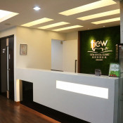 Tiew Dental Clinic (Setia Alam) - Reception Area