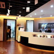 White Dental Cosmetic Centre (Sri Petaling) - Reception Area