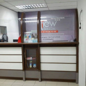 Tiew Dental Clinic (Telok Panglima Garang) - Reception Area
