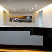 Tiew Dental Clinic (Taman Putra Ampang) - Reception Area
