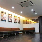 Tiew Dental Clinic (Taman Putra Ampang) - Waiting Area