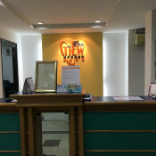 Tiew Dental Centre (Banting) - Reception Area