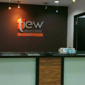 Tiew Dental Centre (Seri Kembangan) - Reception Area