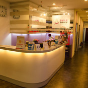 Smile Avenue Dental Surgery - Reception Counter