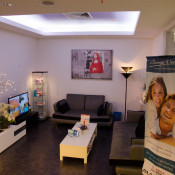 Smile Avenue Dental Surgery - Waiting Area