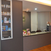 Bangsar Utama Dental Specialist Center Reception Area