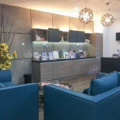 BE Clinic - Waiting Area 2