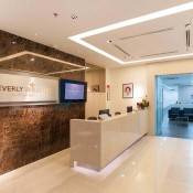 Beverly Wilshire Medical Centre (Johor Bahru) - Reception Area