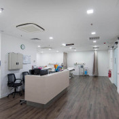 Beverly Wilshire Medical Centre (Johor Bahru) - Ward Reception Area