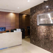 Beverly Wilshire Medical Centre (KL) - Reception Area
