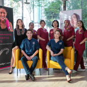 Smile Avenue Publika nurses & doctors